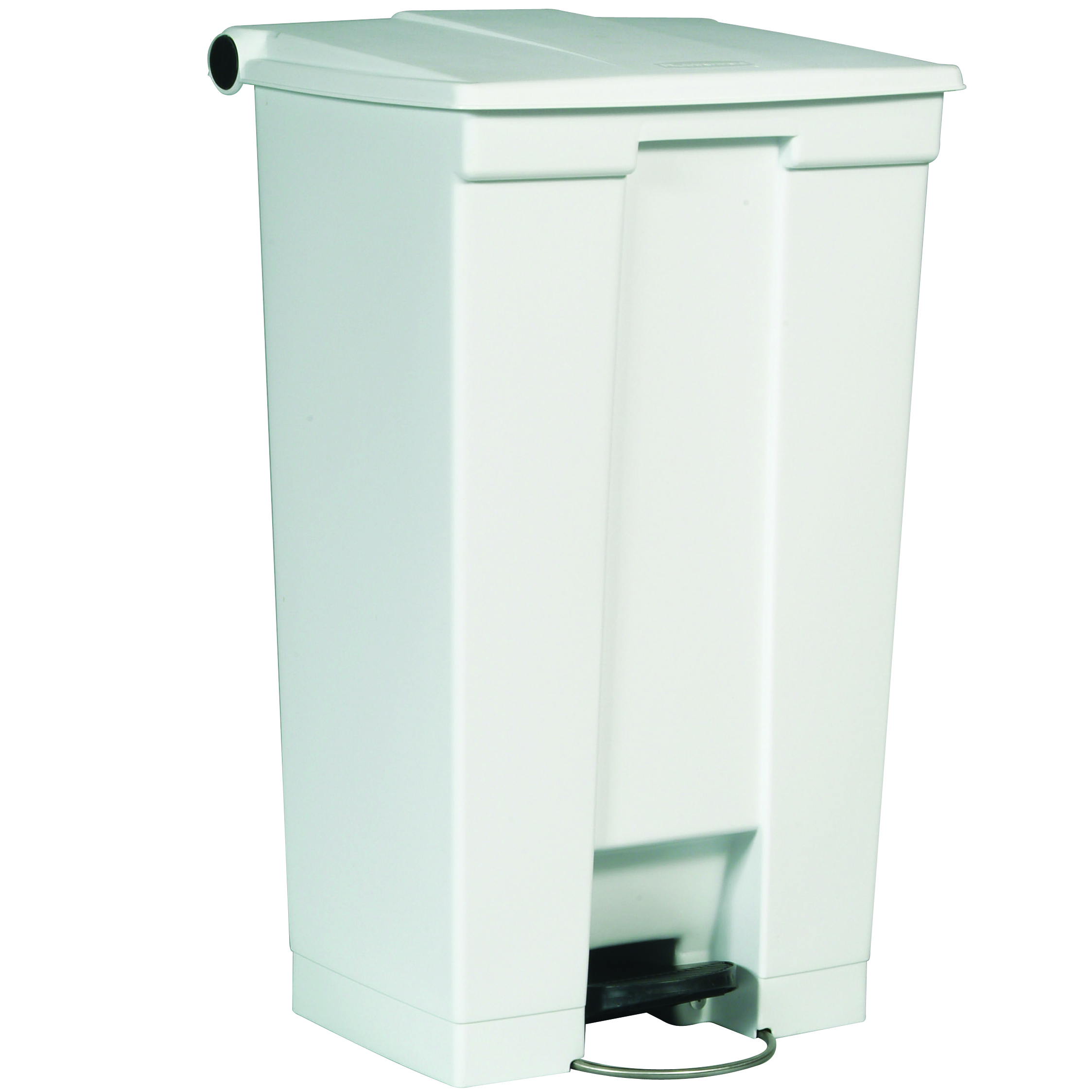 Rubbermaid Commercial Products FG614600WHT trash receptacle, indoor