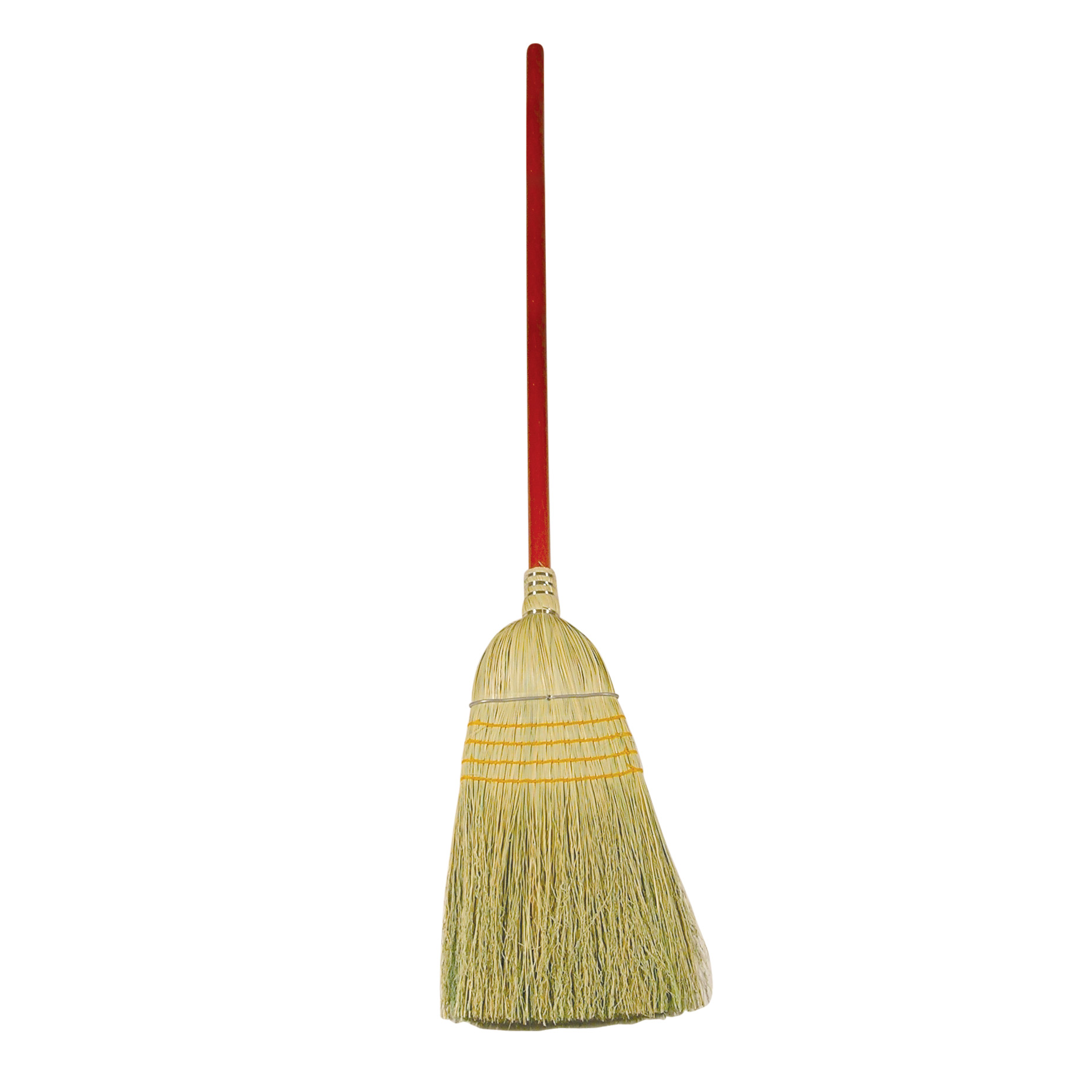 Rubbermaid Commercial Products FG638400ORAN broom