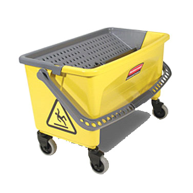 Rubbermaid Commercial Products FGQ90088YEL mop bucket
