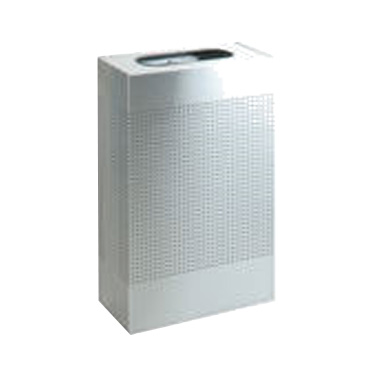 Rubbermaid Commercial Products FGSR14SSPL trash receptacle, indoor