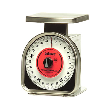Rubbermaid Commercial Products FGYG450R scale, portion, dial