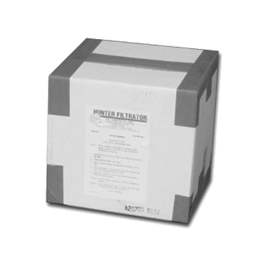 R. F. Hunter FP22 fryer filter powder