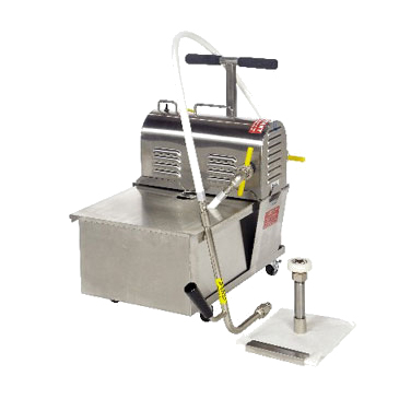 R. F. Hunter HF MM3 fryer filter, mobile