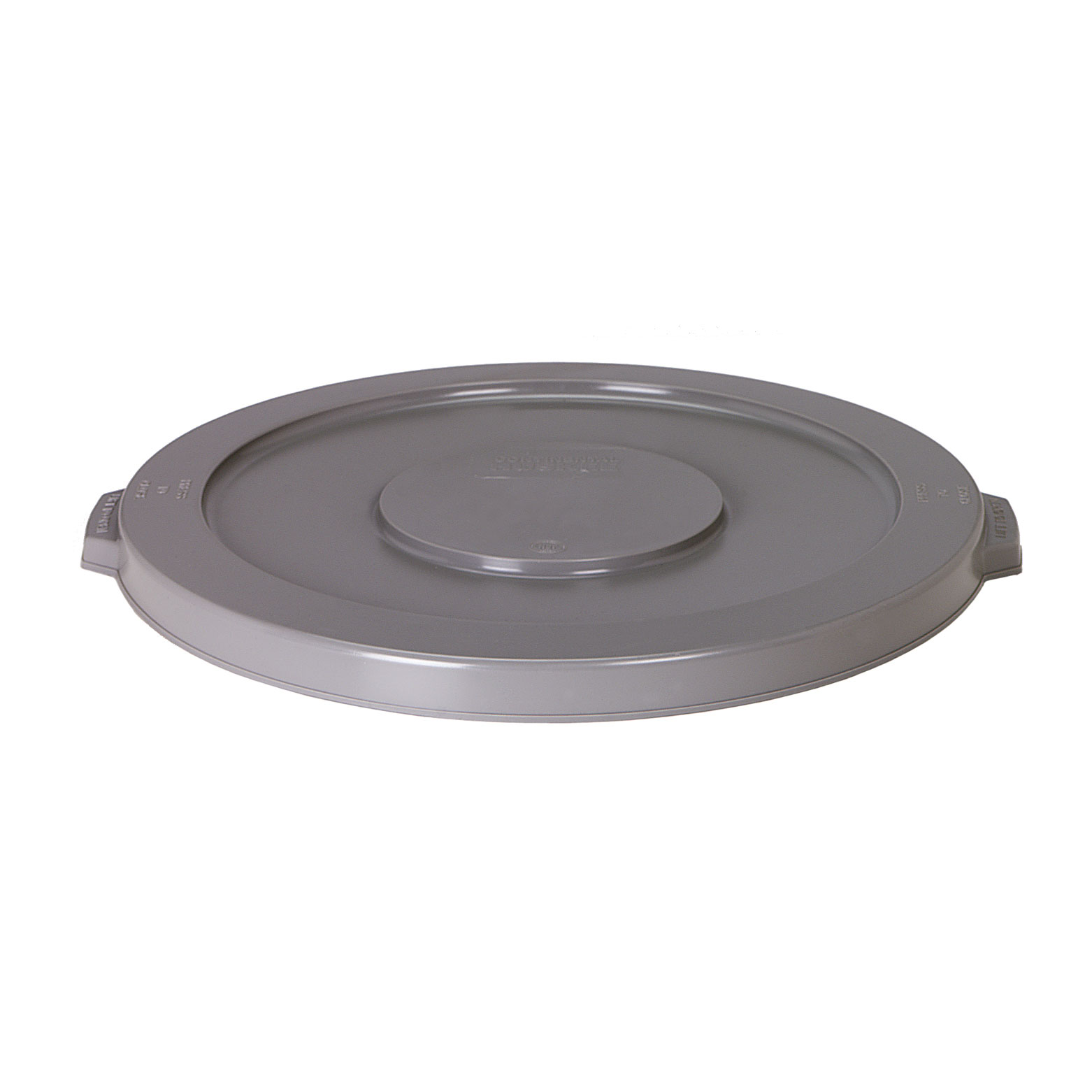 Royal Industries CCP 1002GY trash receptacle lid / top