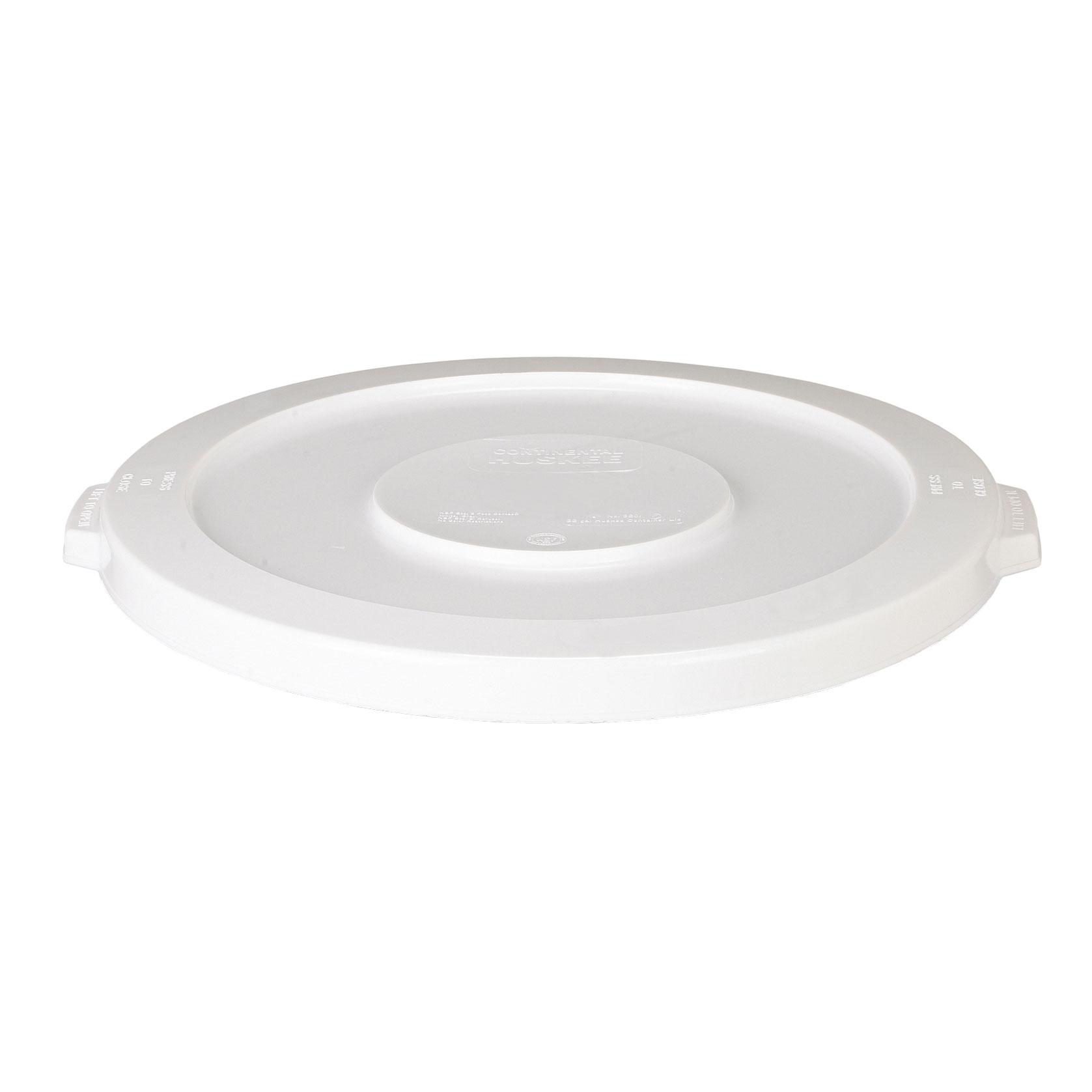 Royal Industries CCP 1002WH trash receptacle lid / top