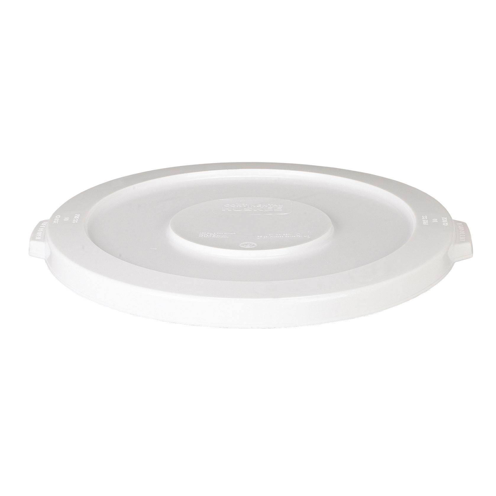 Royal Industries CCP 3201WH trash receptacle lid / top