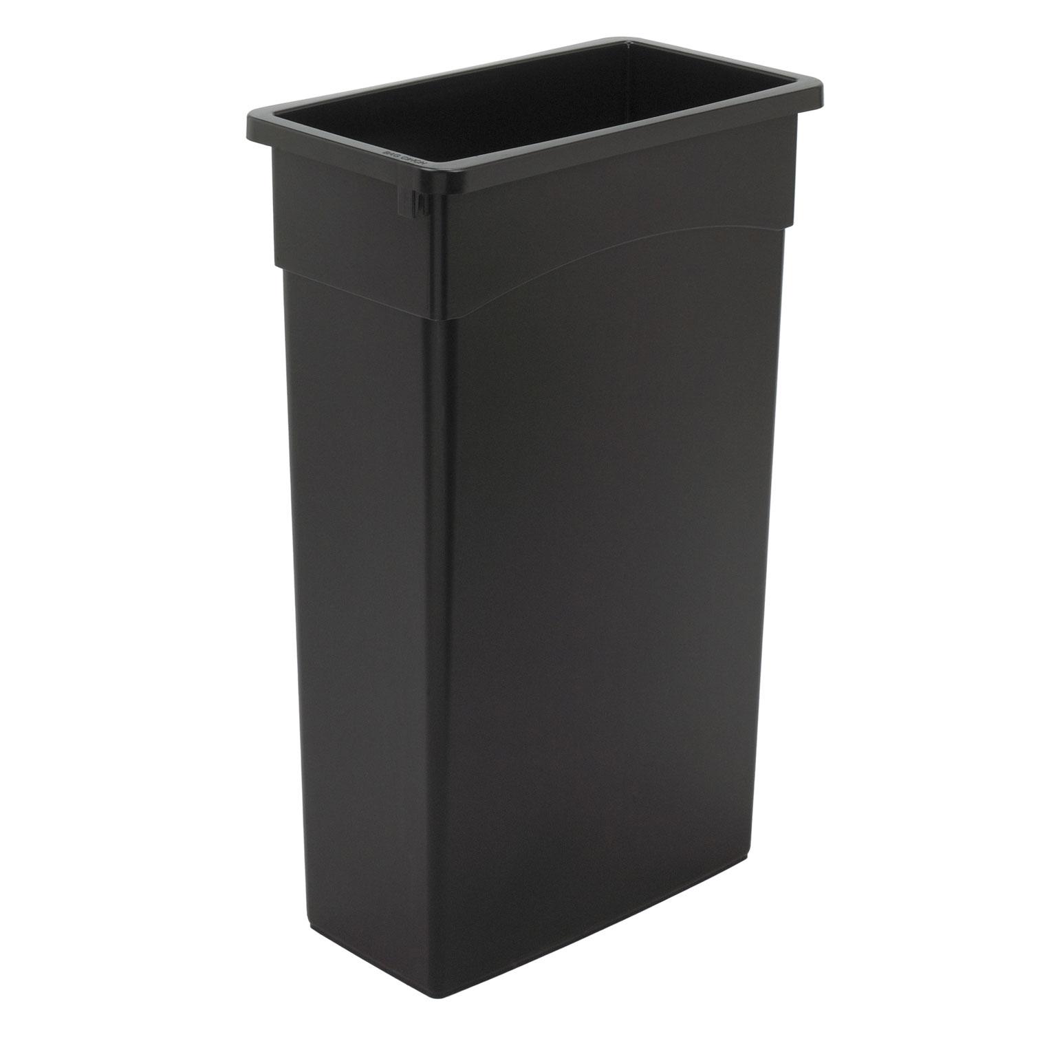 Royal Industries CCP 8322BK trash receptacle, indoor
