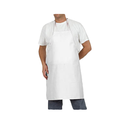 Royal Industries RBA 430 W bib apron