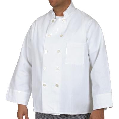 Royal Industries RCC 303 L chef's coat