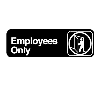 Royal Industries ROY 394506 sign, compliance