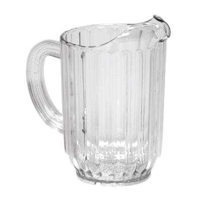 Royal Industries ROY 5700 pitcher, plastic