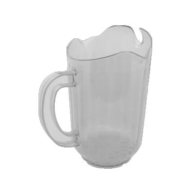 Royal Industries ROY 6701 pitcher, plastic