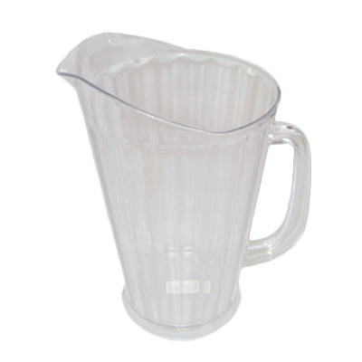 Royal Industries ROY 6702 pitcher, plastic