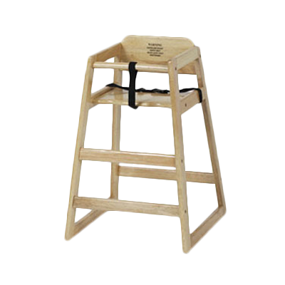 Royal Industries ROY 700 N high chair, wood