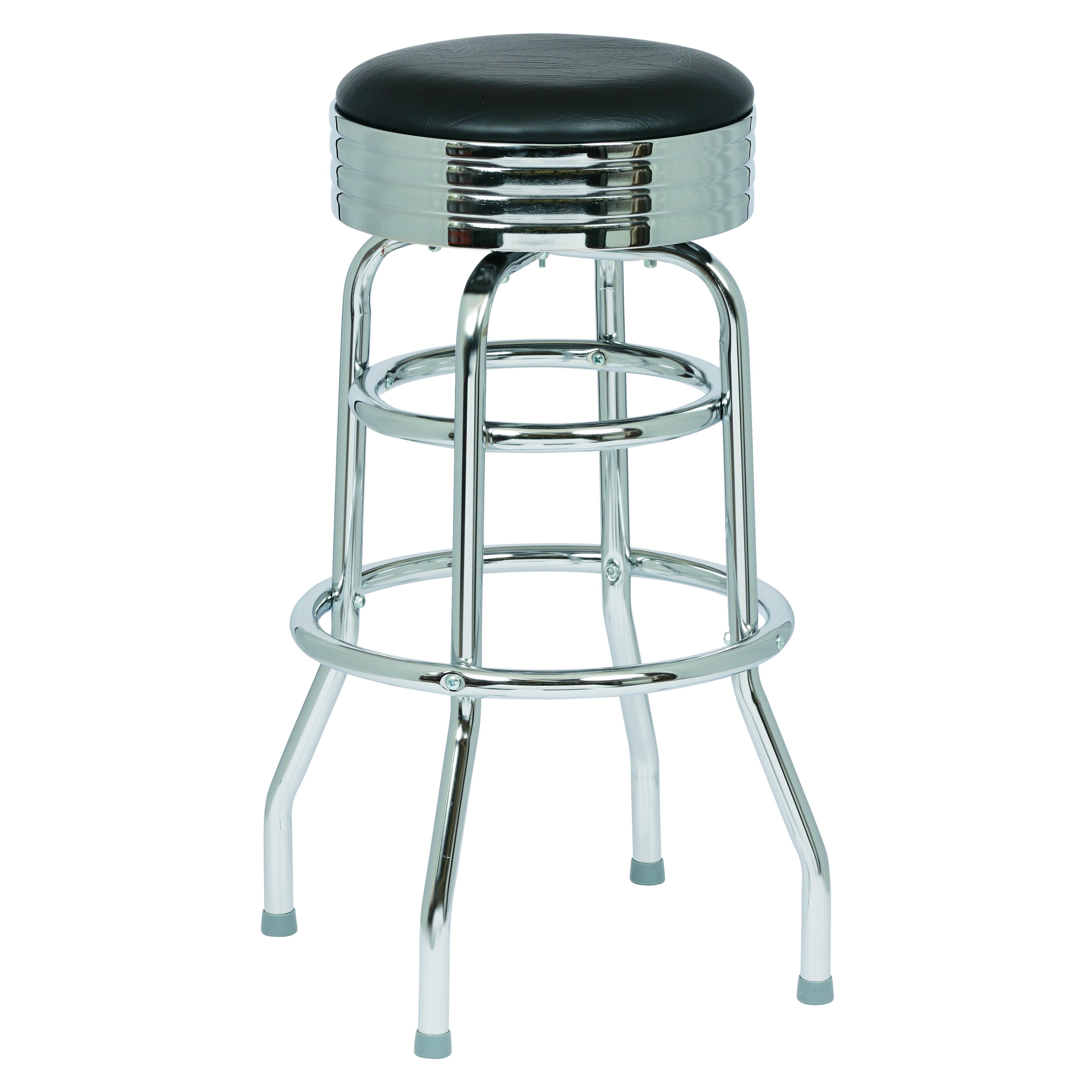 Royal Industries ROY 7710 B bar stool, swivel, indoor