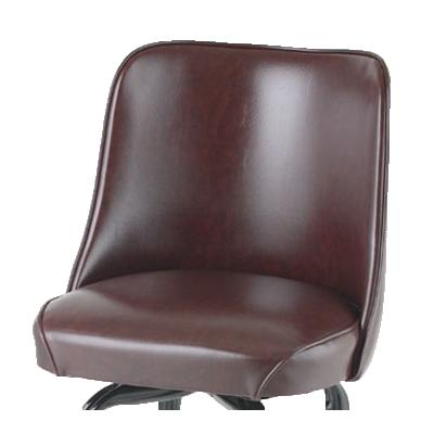 Royal Industries ROY 7714 SBRN bar stool seat