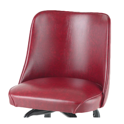 Royal Industries ROY 7714 SCRM bar stool seat