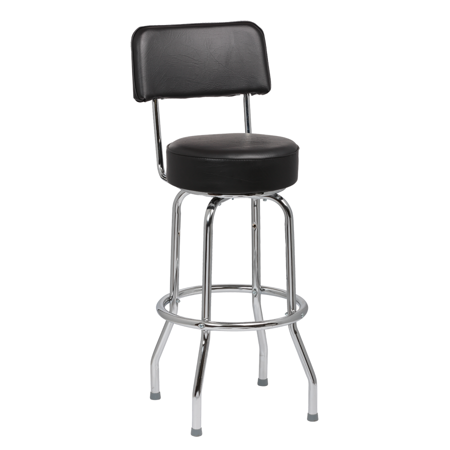 Royal Industries ROY 7715 B bar stool, swivel, indoor