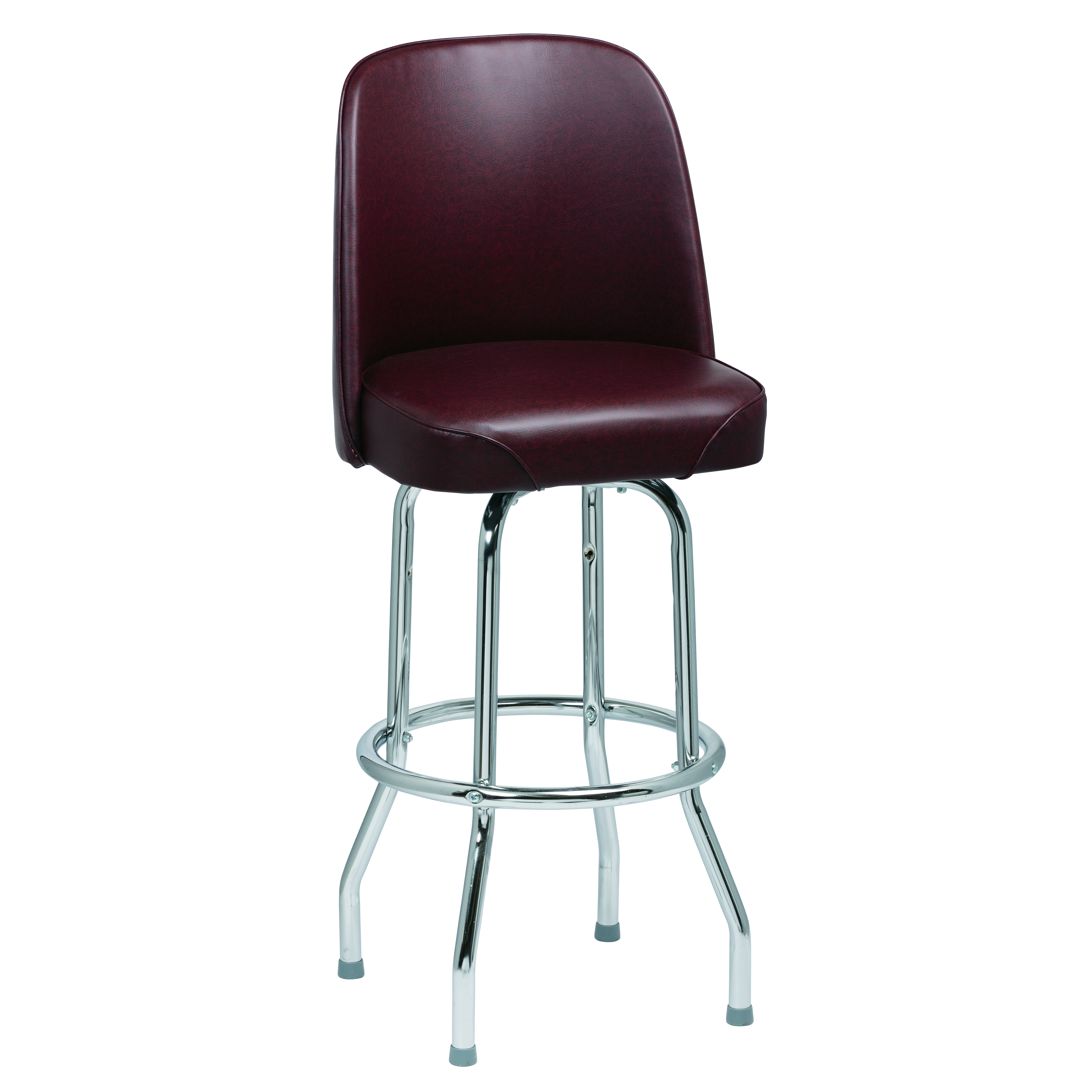 Royal Industries ROY 7721 BRN bar stool, swivel, indoor