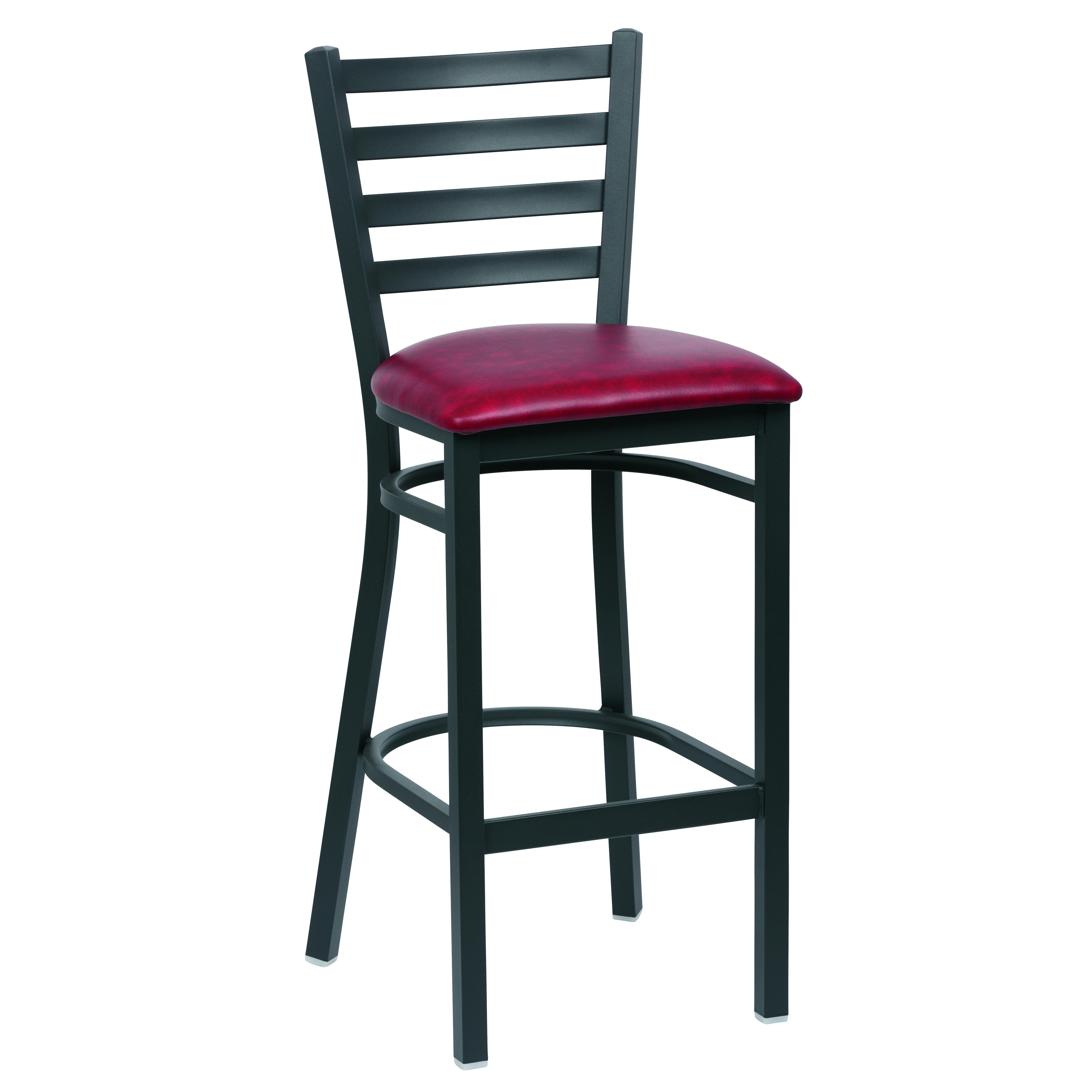 Royal Industries ROY 9002 CRM bar stool, indoor