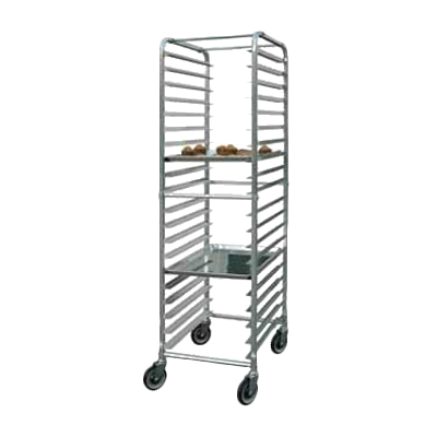 Royal Industries ROY BPR 20 pan rack, bun