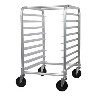 Royal Industries ROY BPR 9 pan rack, bun