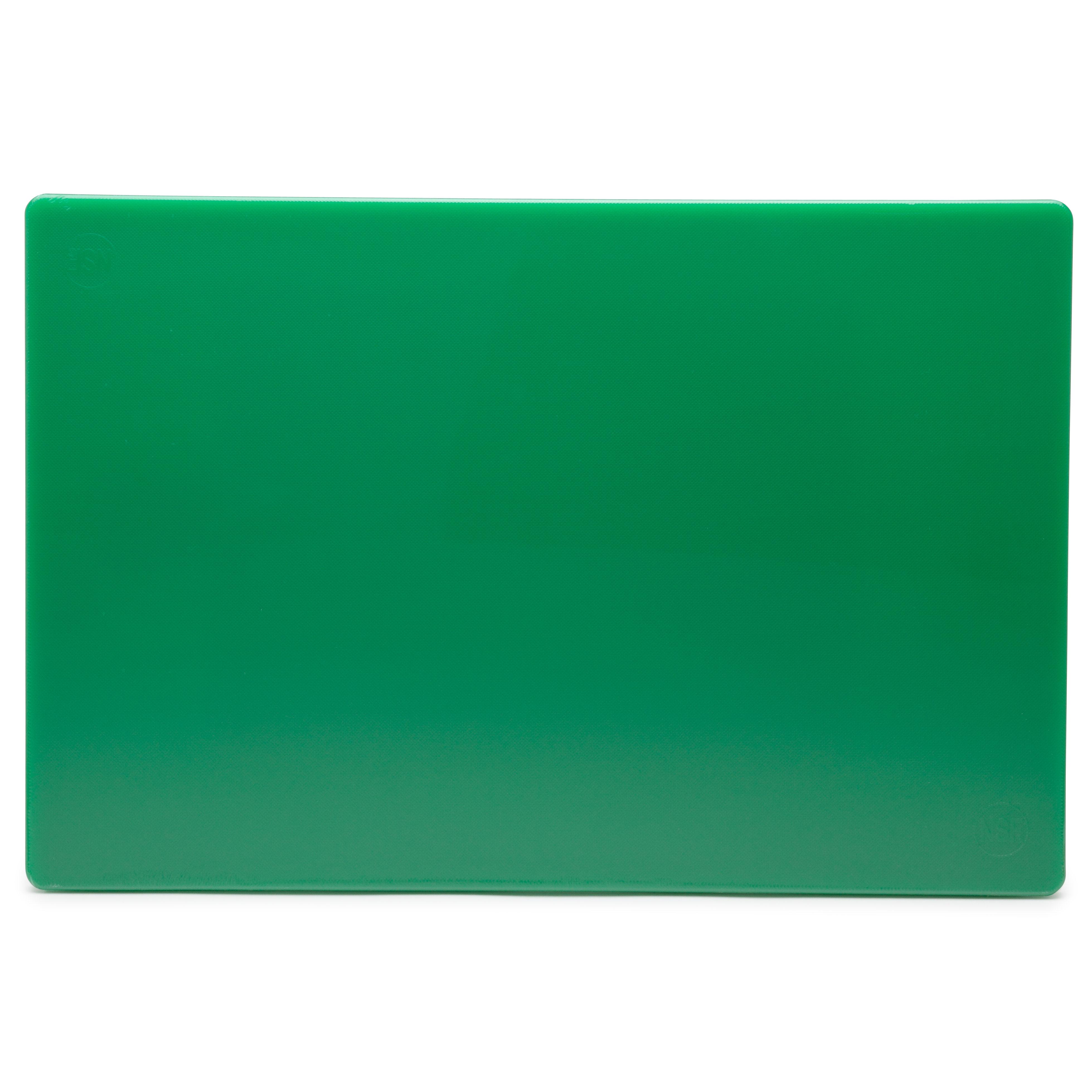Royal Industries ROY CB 1218 G cutting board, plastic