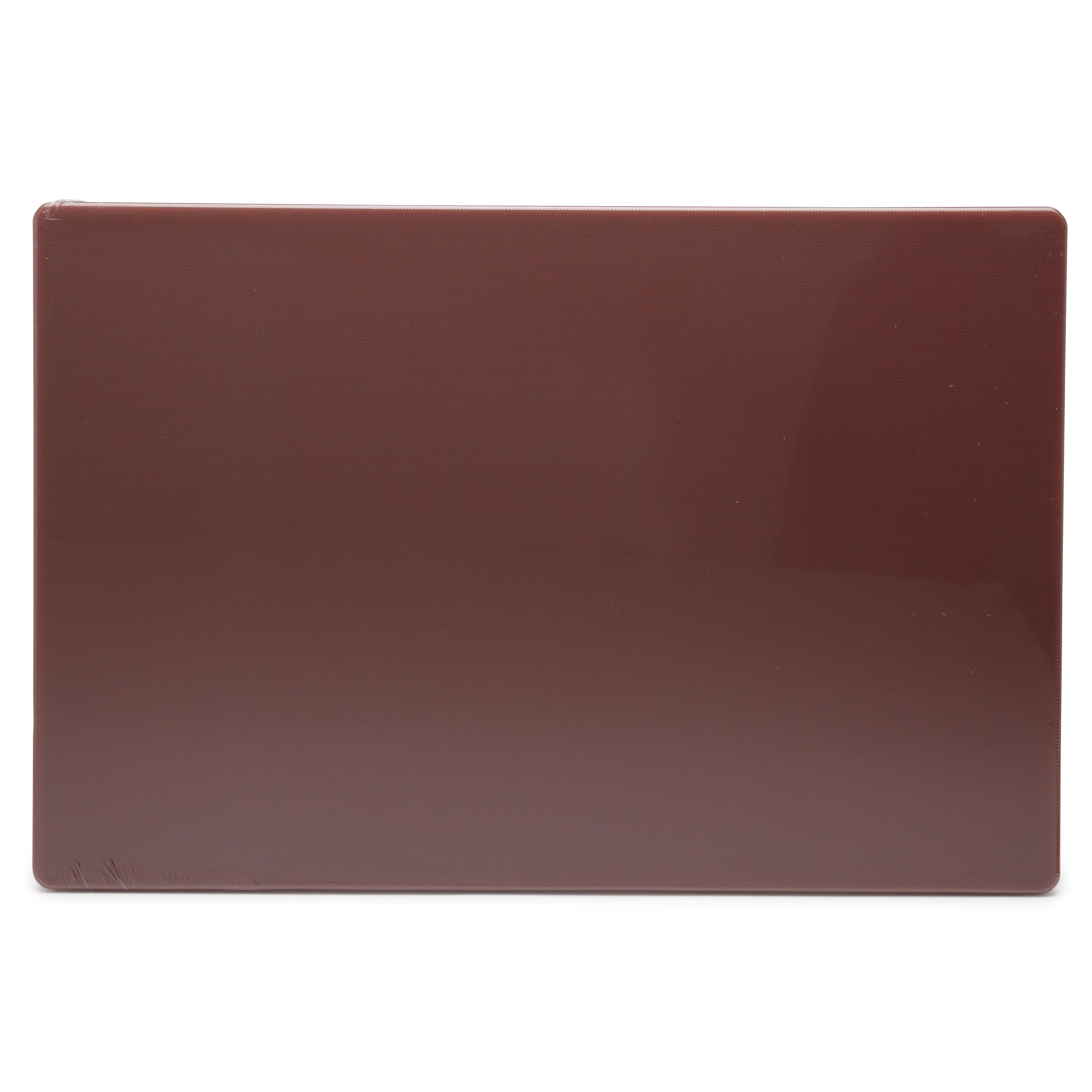 Royal Industries ROY CB 1824 BR cutting board, plastic