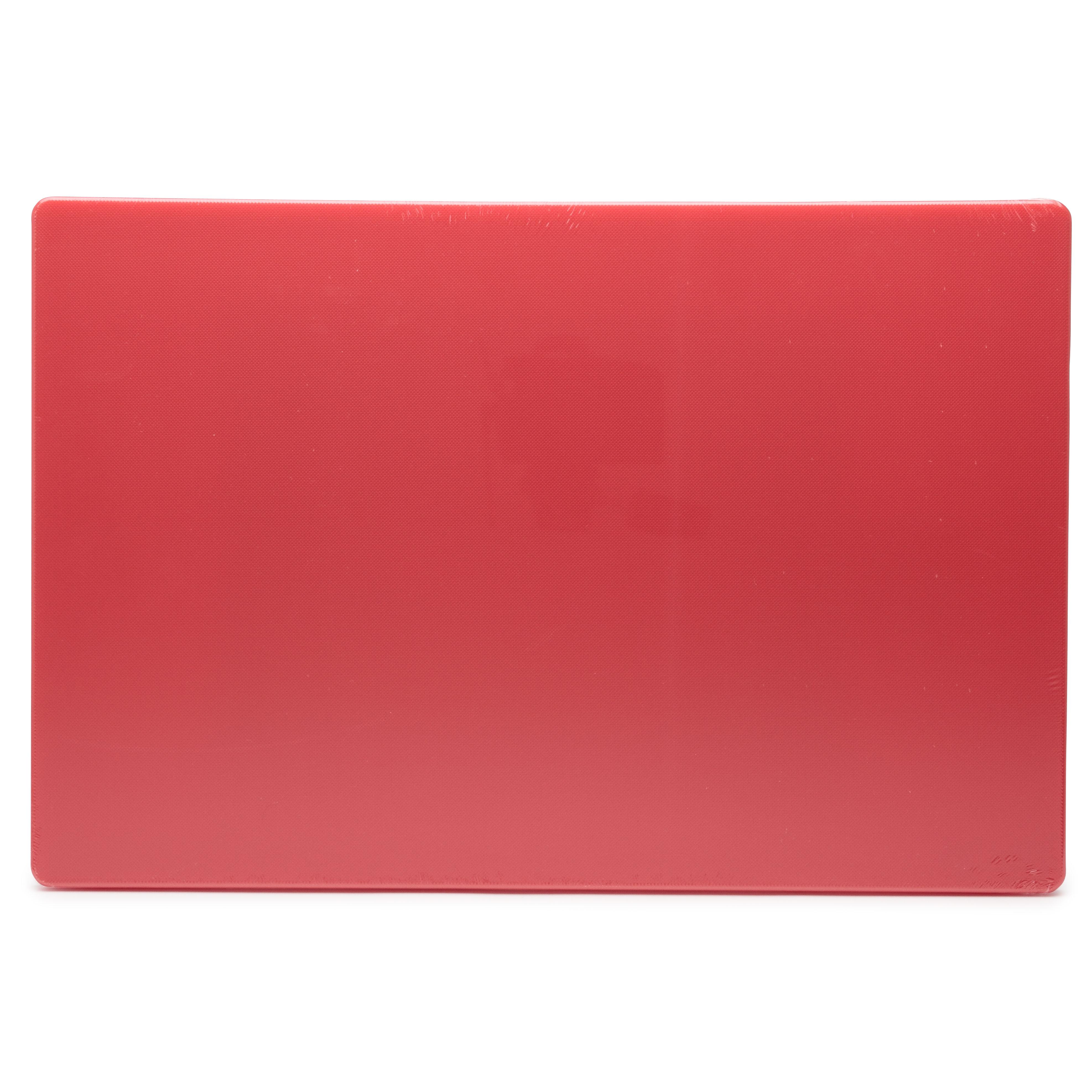 Royal Industries ROY CB 1824 R cutting board, plastic
