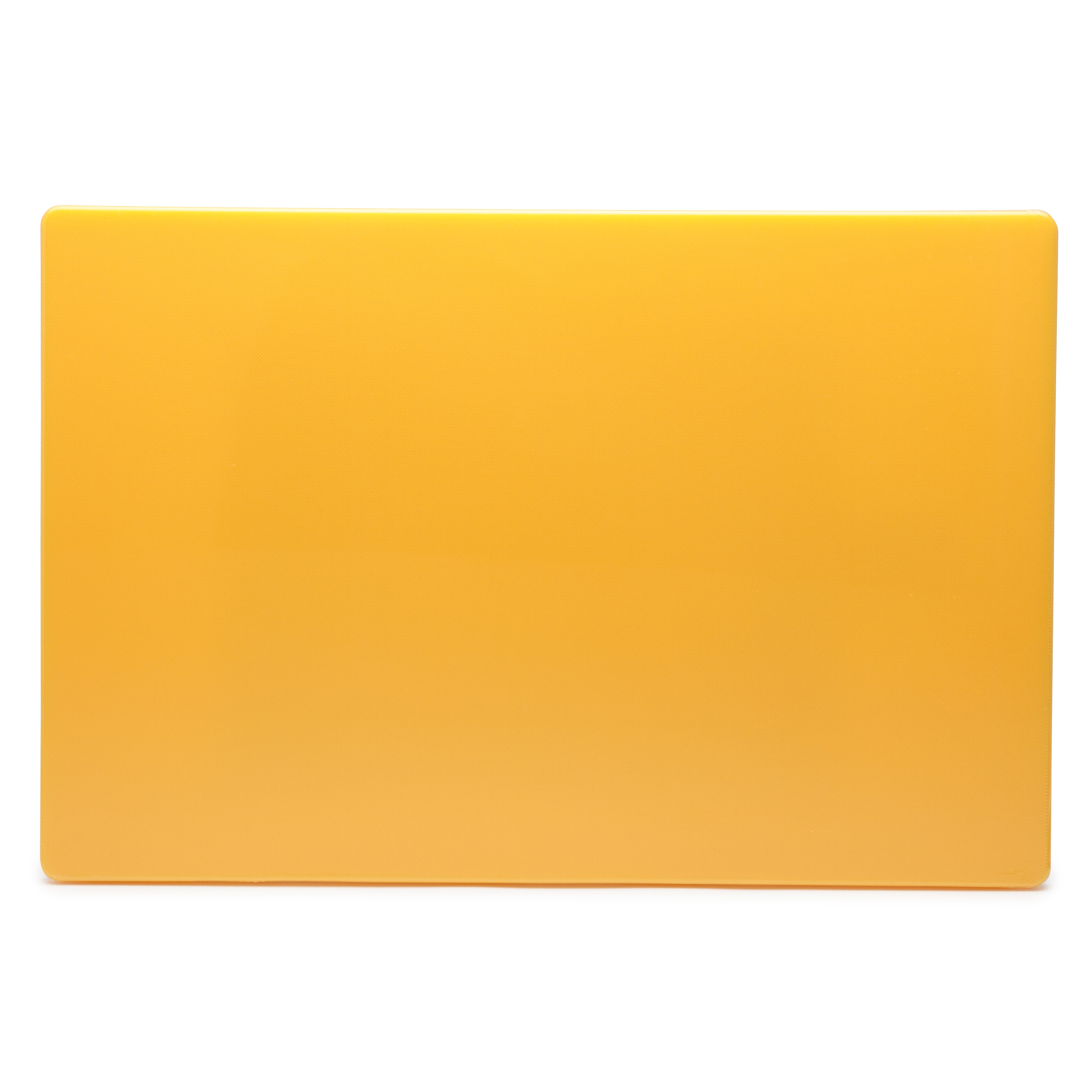 Royal Industries ROY CB 1824 Y cutting board, plastic