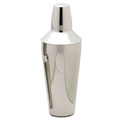Royal Industries ROY CST 3 bar cocktail shaker