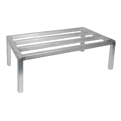 Royal Industries ROY DR 2448 dunnage rack, vented