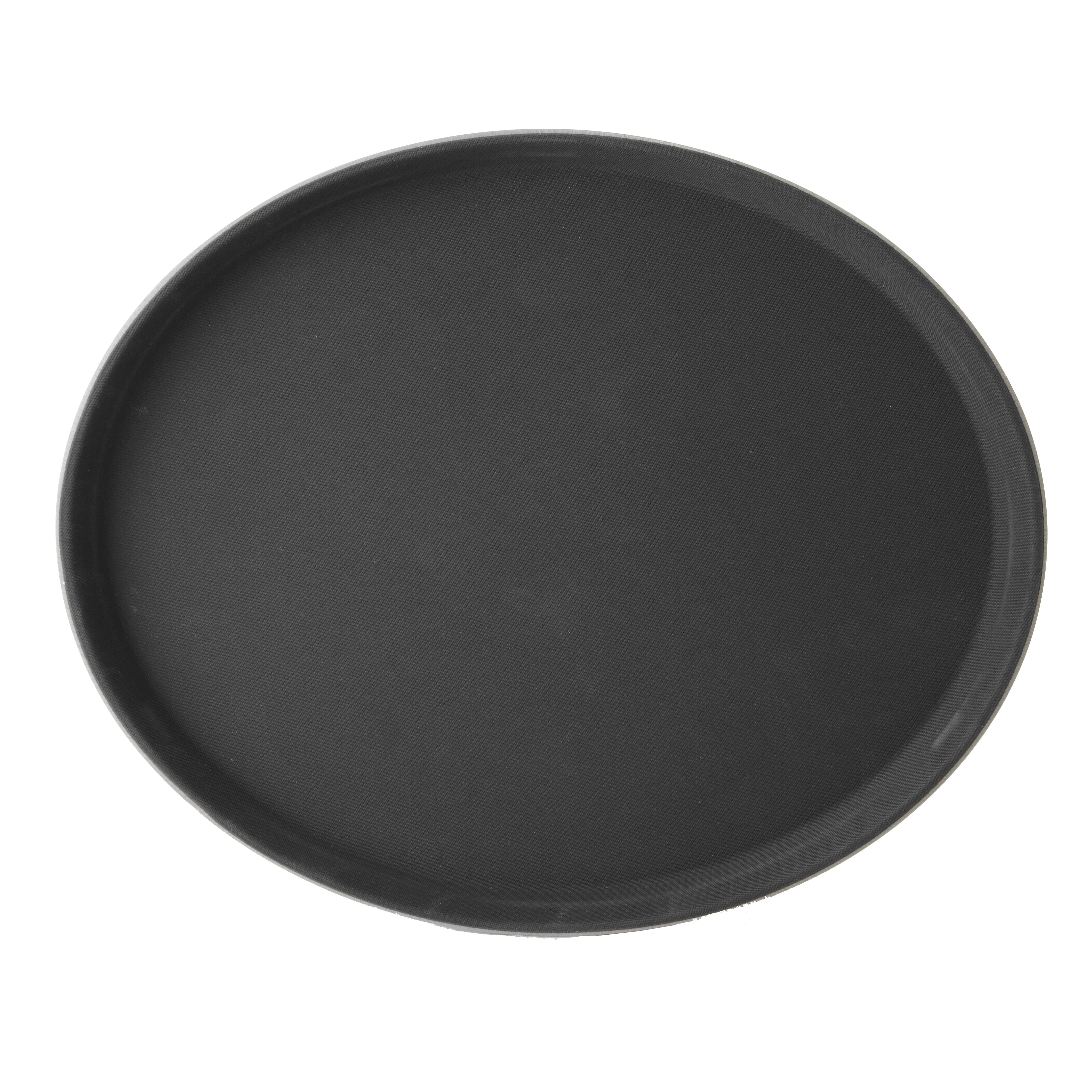 Royal Industries ROY O 2227 BLK serving tray, non-skid