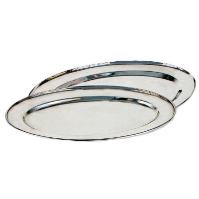 Royal Industries ROY OP 22 serving & display tray, metal