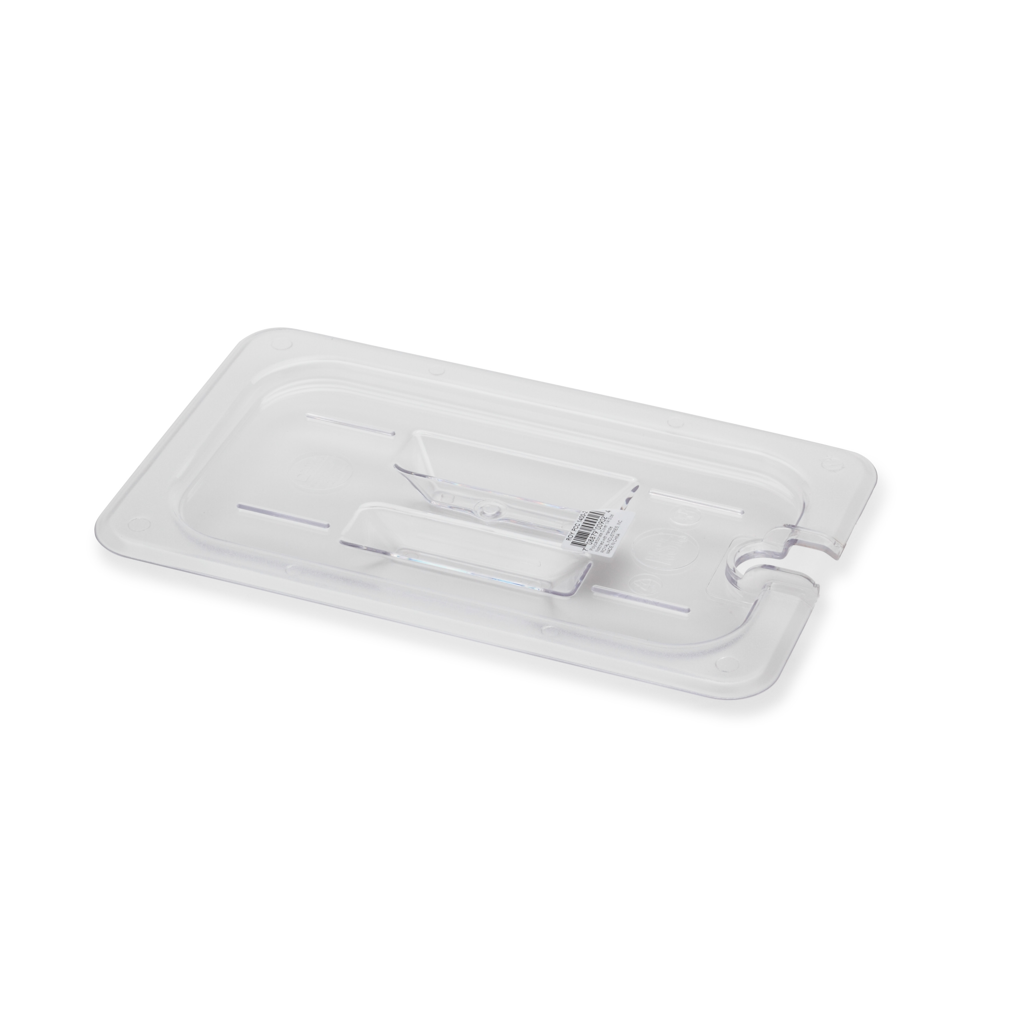 Royal Industries ROY PCC 1400-2 food pan cover, plastic