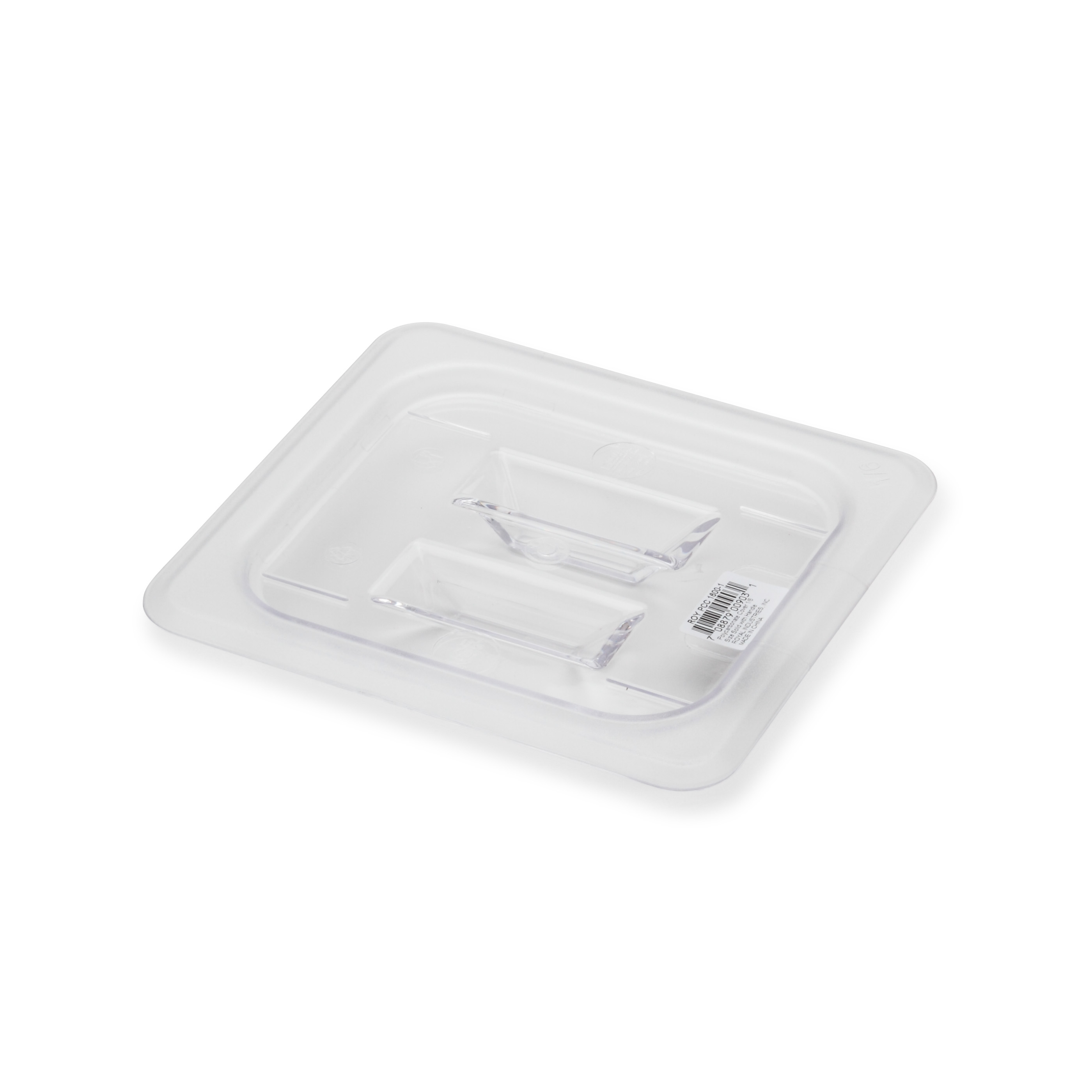 Royal Industries ROY PCC 1600-1 food pan cover, plastic
