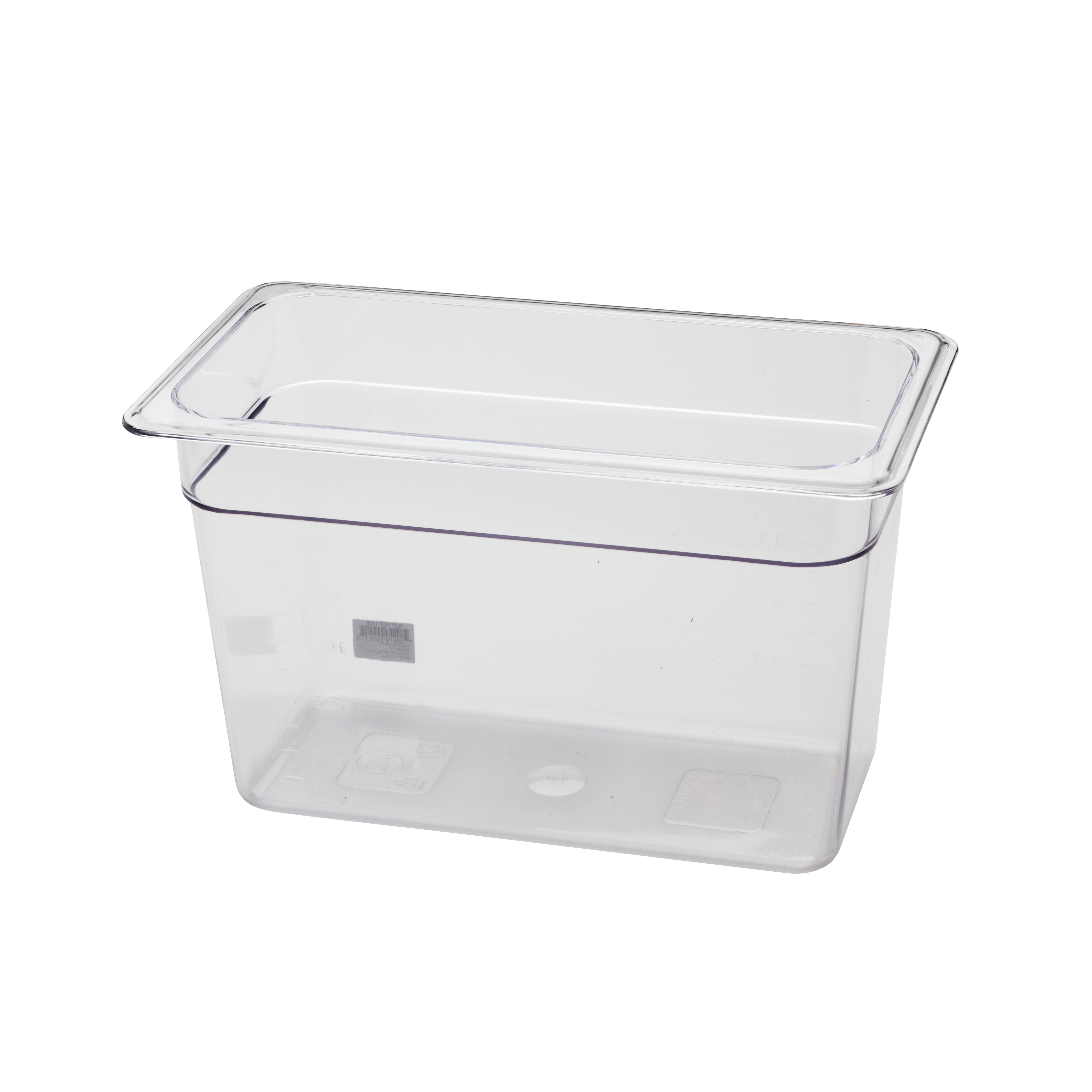 Royal Industries ROY PCP 1308 food pan, plastic