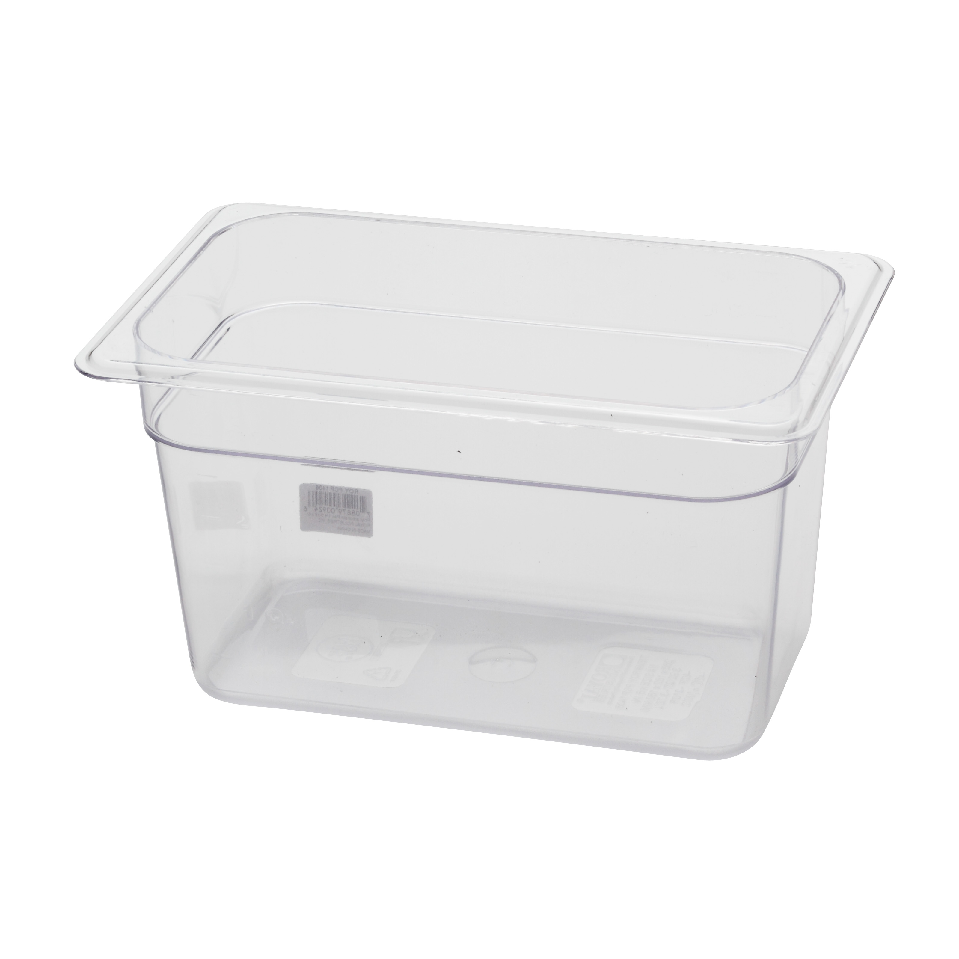 Royal Industries ROY PCP 1406 food pan, plastic