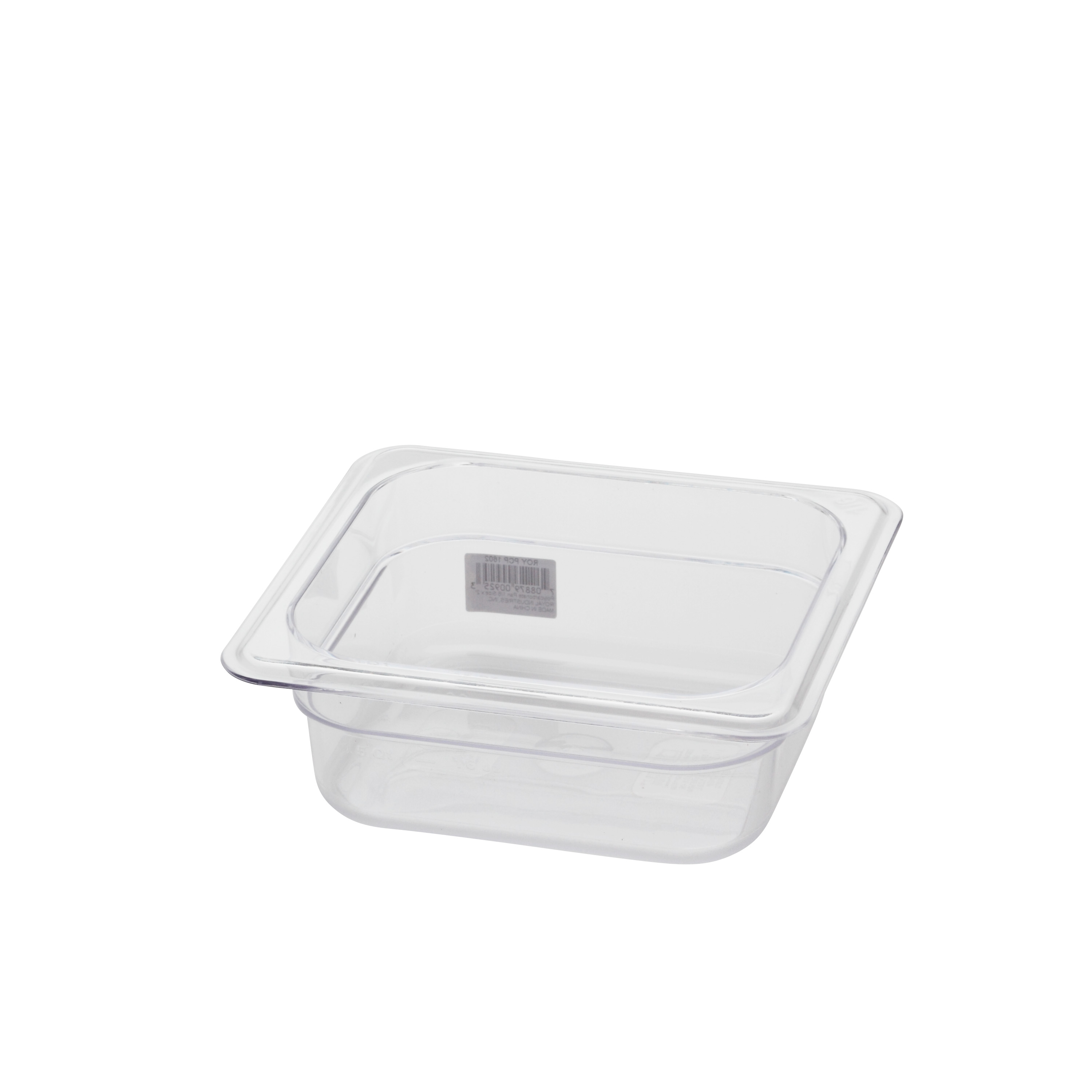 Royal Industries ROY PCP 1602 food pan, plastic