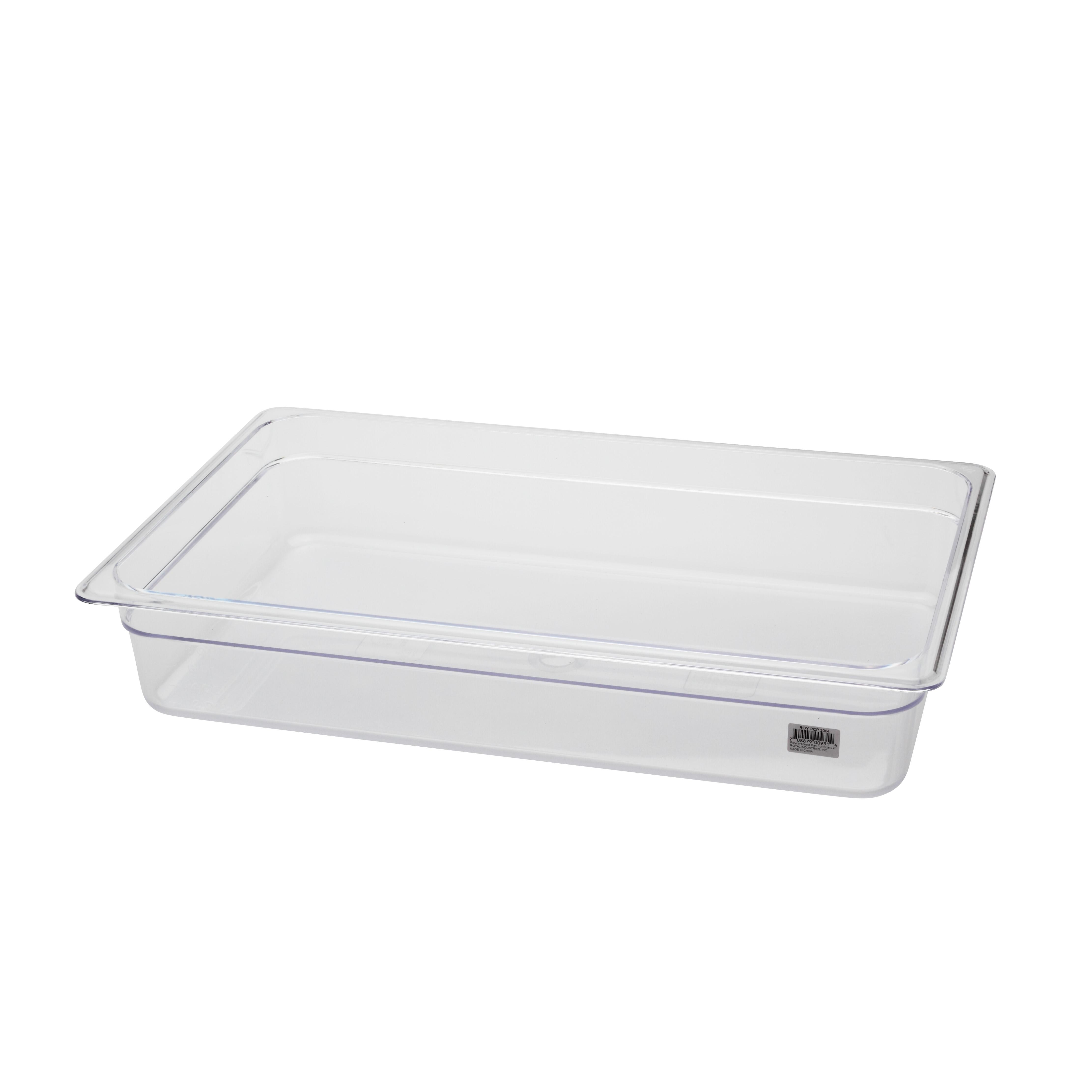 Royal Industries ROY PCP 2004 food pan, plastic