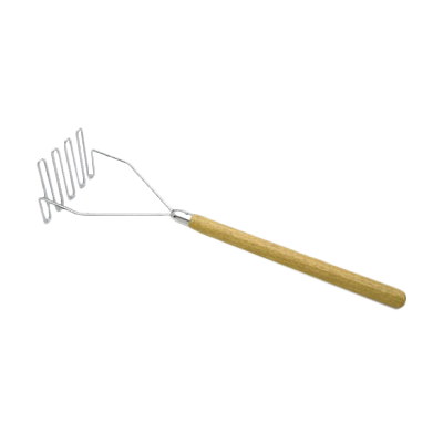 Royal Industries ROY PM SQ 18 potato masher