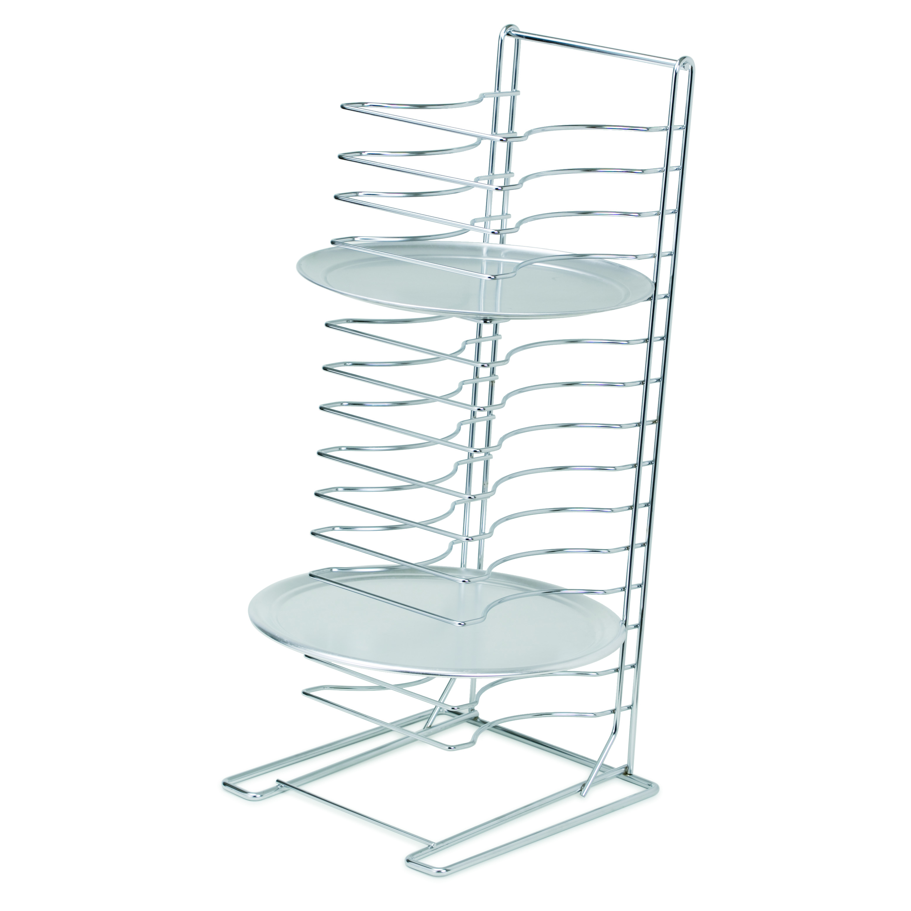 Royal Industries ROY PTS 15 HD pan rack, pizza