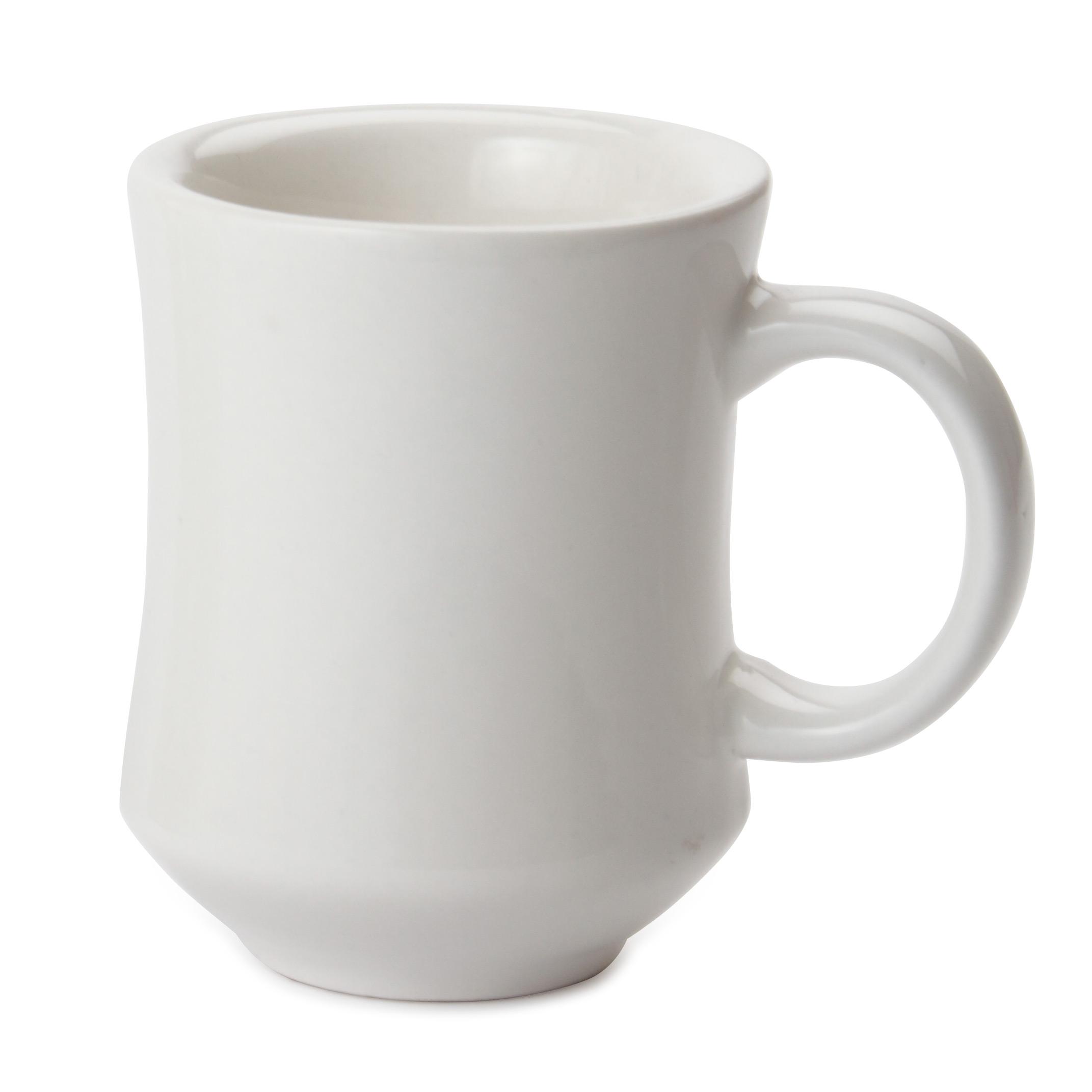 Royal Industries ROY P WHT mug, china