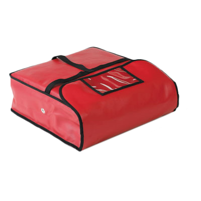 Royal Industries ROY PZA BAG 24 pizza delivery bag