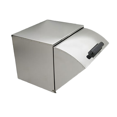 Royal Industries ROY RRC steam table pan cover, stainless steel