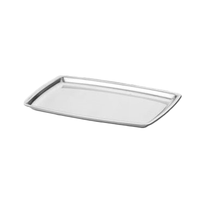 Royal Industries ROY RSP SS R sizzle thermal platter