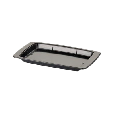 Royal Industries ROY RSP SS RH sizzle thermal platter underliner