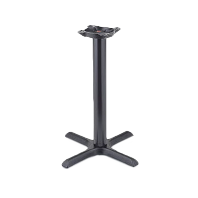 Royal Industries ROY RTB 2222 DISCO table base, metal
