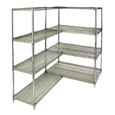 Royal Industries ROY S 1860 Z shelving, wire