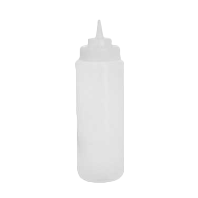 Royal Industries ROY SO 24 C WM squeeze bottle